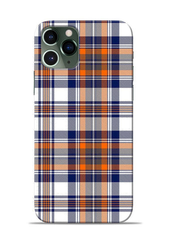 Colorful Checks iPhone 11 Pro Mobile Back Cover