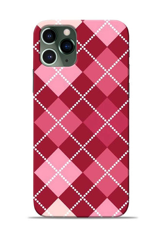 Pink Stride iPhone 11 Pro Mobile Back Cover