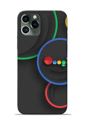 The Hoogle iPhone 11 Pro Mobile Back Cover