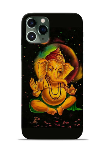 Great Ganesh iPhone 11 Pro Mobile Back Cover