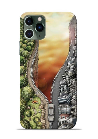 Forest City iPhone 11 Pro Mobile Back Cover