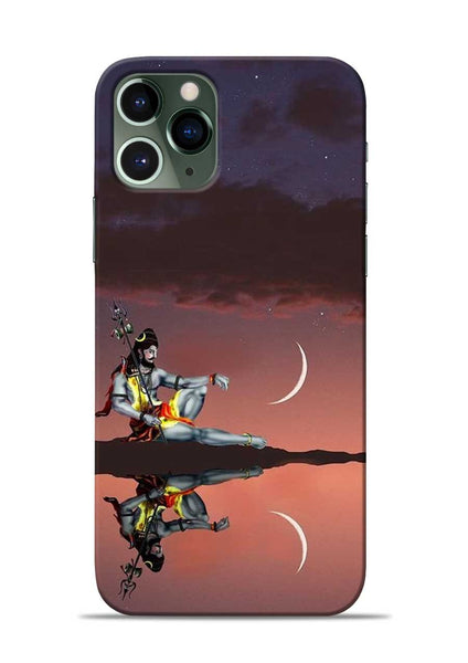Lord Shiva iPhone 11 Pro Mobile Back Cover