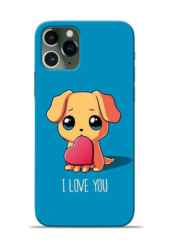 The Love iPhone 11 Pro Mobile Back Cover