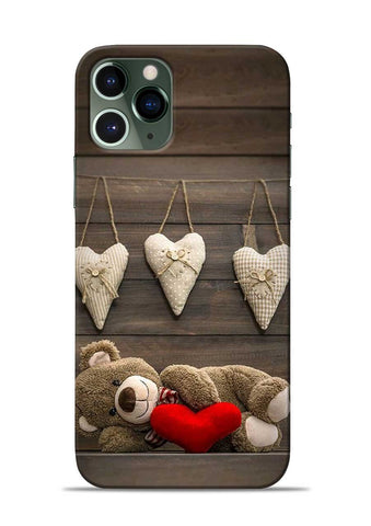 Teddy Love iPhone 11 Pro Mobile Back Cover