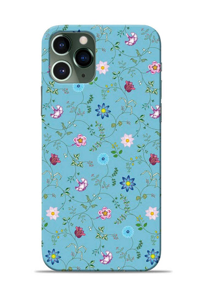 Fallen Flower iPhone 11 Pro Mobile Back Cover