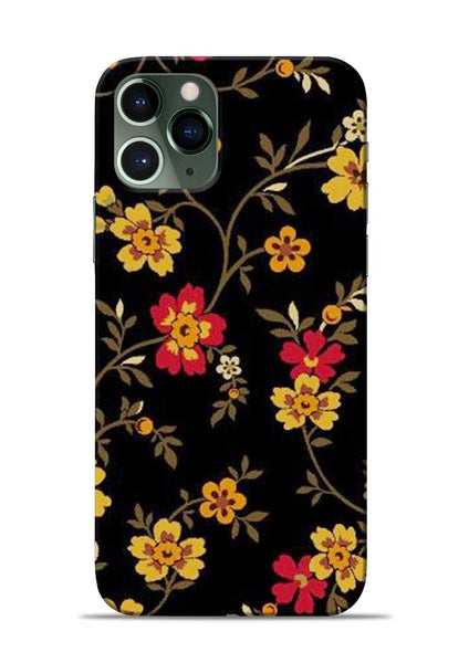 Rising Flower iPhone 11 Pro Mobile Back Cover