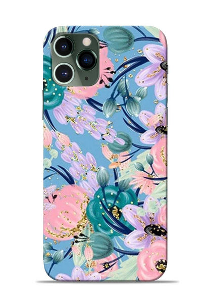 Lovely Flower iPhone 11 Pro Mobile Back Cover