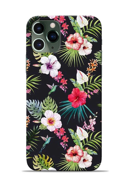 Flowers For You iPhone 11 Pro Mobile Back Cover