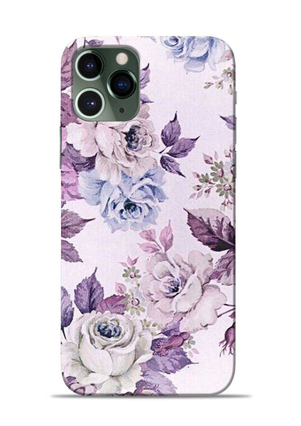 Flowers Forever iPhone 11 Pro Mobile Back Cover