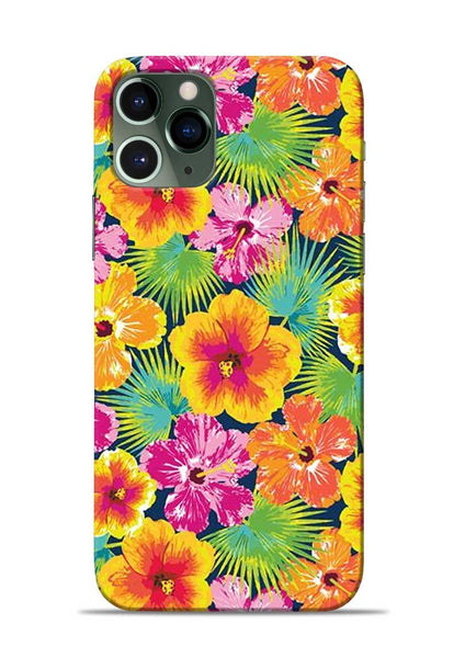 Garden Of Flowers iPhone 11 Pro Mobile Back Cover