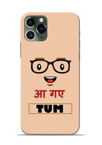 Agaye Tum iPhone 11 Pro Mobile Back Cover