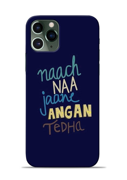 Angan Tedha iPhone 11 Pro Mobile Back Cover