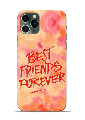 Best Friends Forever iPhone 11 Pro Mobile Back Cover