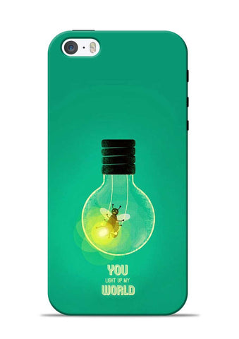 You World iPhone 5s Mobile Back Cover