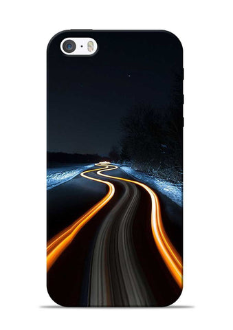 Great Night Drive iPhone 5s Mobile Back Cover