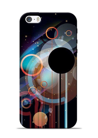The Rings iPhone 5s Mobile Back Cover