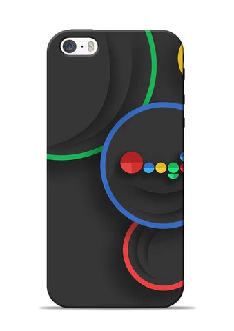 The Hoogle iPhone 5s Mobile Back Cover