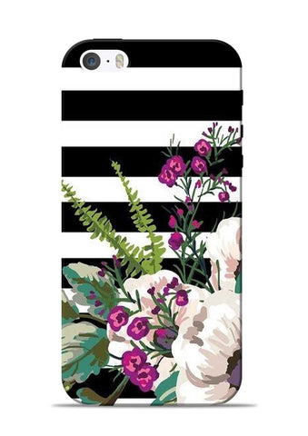 Lovely Flowers iPhone 5s Mobile Back Cover
