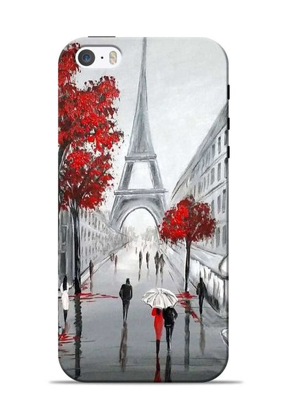 Eiffel Tower iPhone 5s Mobile Back Cover