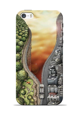 Forest City iPhone 5s Mobile Back Cover