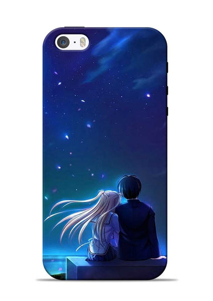 The Great Love iPhone 5s Mobile Back Cover