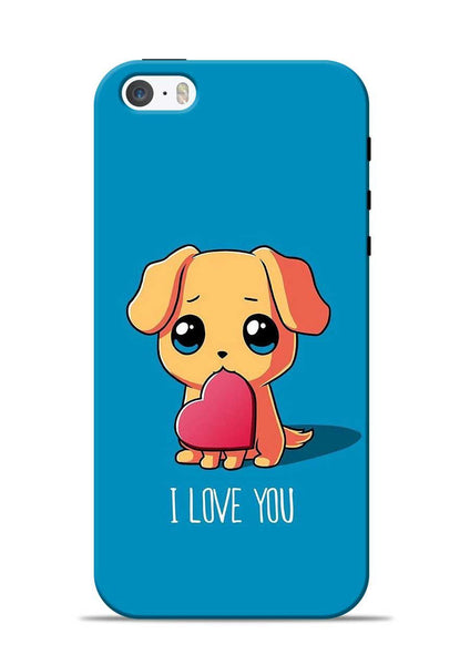 The Love iPhone 5s Mobile Back Cover
