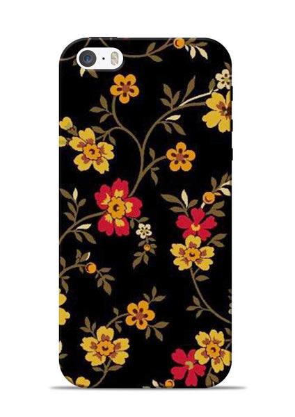 Rising Flower iPhone 5s Mobile Back Cover