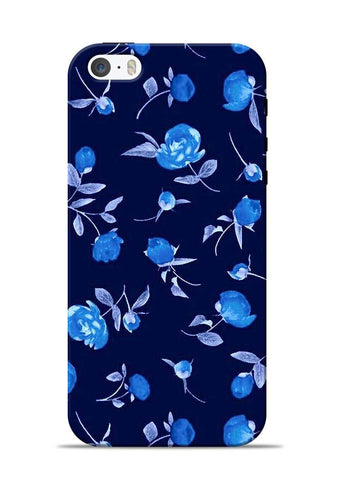 The Blue Flower iPhone 5s Mobile Back Cover