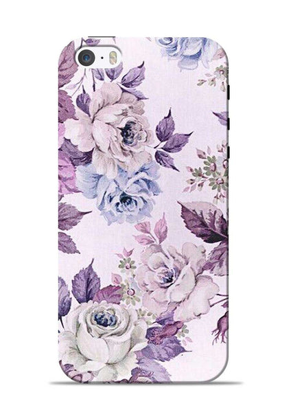 Flowers Forever iPhone 5s Mobile Back Cover
