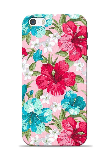You Are Flower iPhone 5s Mobile Back Cover