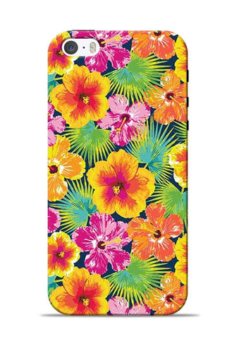 Garden Of Flowers iPhone 5s Mobile Back Cover