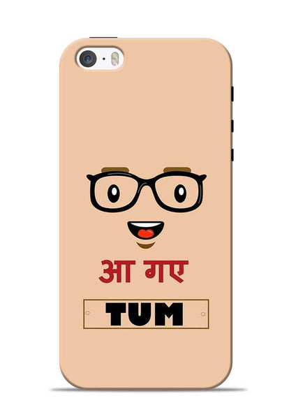 Agaye Tum iPhone 5s Mobile Back Cover