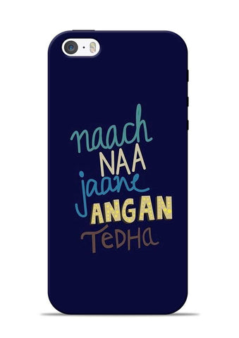 Angan Tedha iPhone 5s Mobile Back Cover
