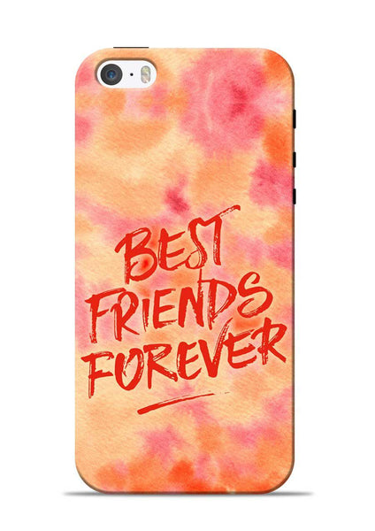 Best Friends Forever iPhone 5s Mobile Back Cover