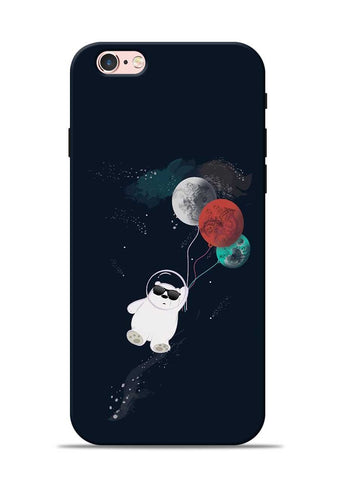Panda Astronaut iPhone 6 Mobile Back Cover