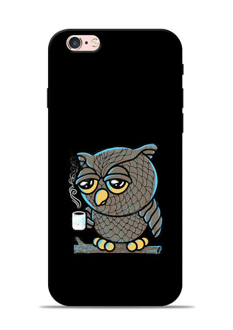 Sleepy Owl iPhone 6 Mobile Back Cover