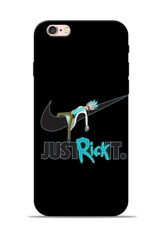 Just Rick It iPhone 6 Mobile Back Cover