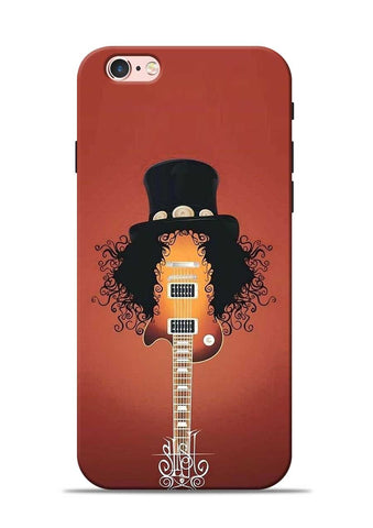 Love Guitar iPhone 6 Mobile Back Cover
