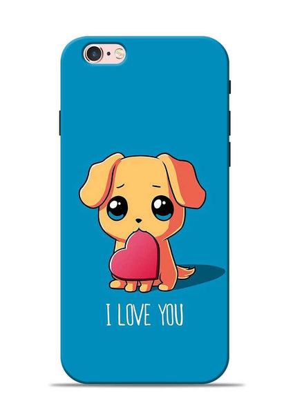 The Love iPhone 6 Mobile Back Cover