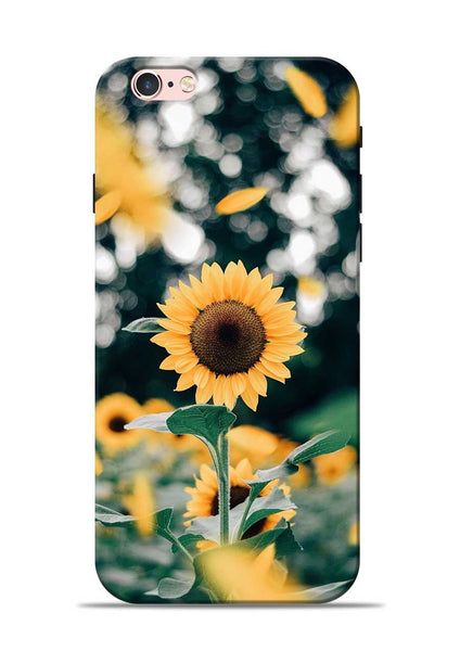 Sun Flower iPhone 6 Mobile Back Cover