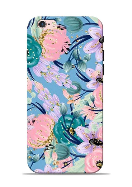 Lovely Flower iPhone 6 Mobile Back Cover