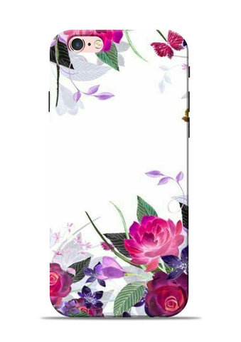 The Great White Flower iPhone 6 Mobile Back Cover