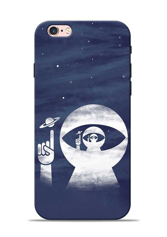 To Moon iPhone 6s Mobile Back Cover