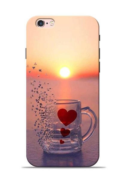 The Hearts iPhone 6s Mobile Back Cover
