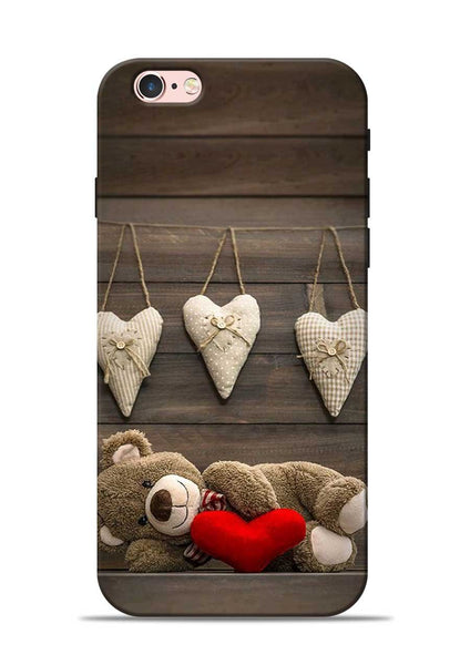 Teddy Love iPhone 6s Mobile Back Cover