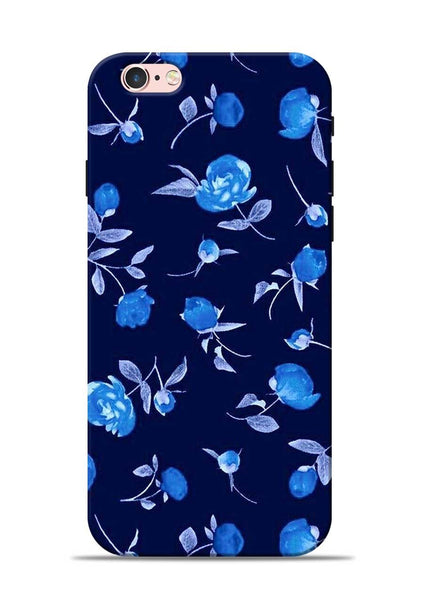 The Blue Flower iPhone 6s Mobile Back Cover