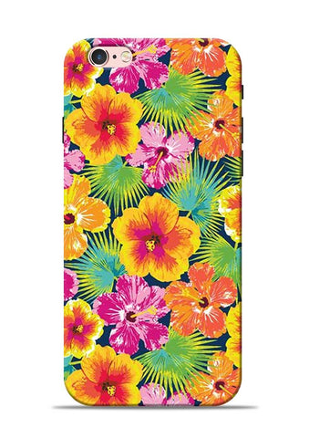 Garden Of Flowers iPhone 6s Mobile Back Cover