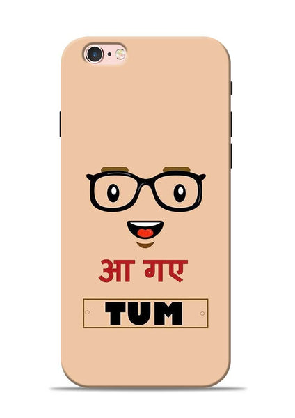 Agaye Tum iPhone 6s Mobile Back Cover