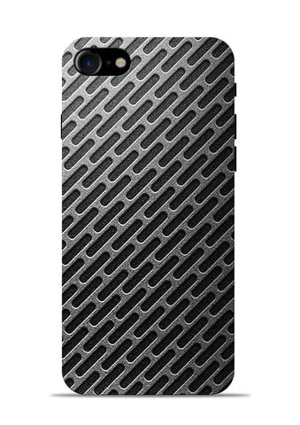 Grey Stride iPhone 7 Mobile Back Cover