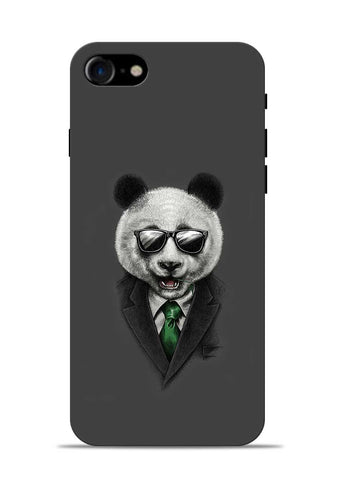 Cool Panda iPhone 7 Mobile Back Cover
